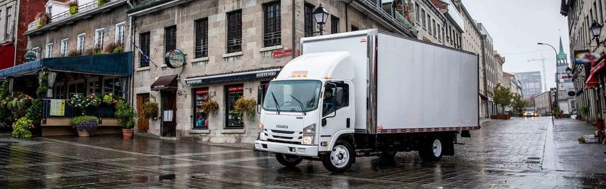 中型トラックドライバーの転職情報